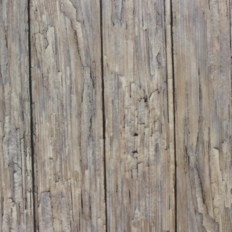 carta da parati effetto legno invecchiato