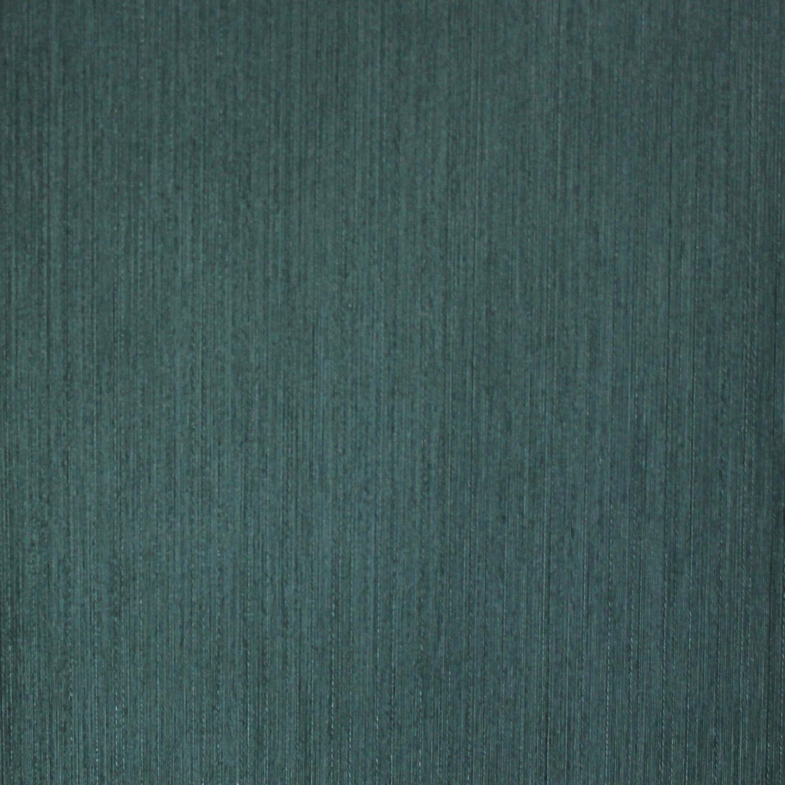 Carta Da Parati Tessuto carta da parati unito verde scuro effetto tessuto