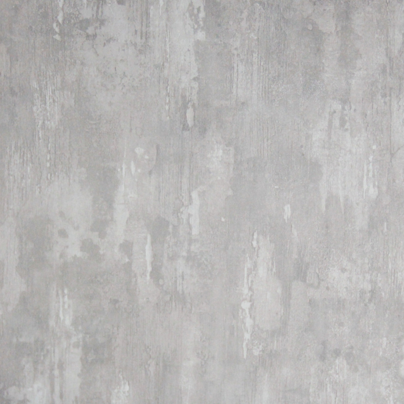 Carta da parati moderna effetto cemento rustico colore tortora for Carta da parati effetto muro