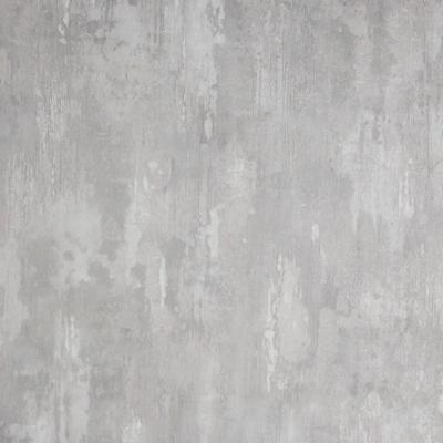 Carta da parati effetto cemento colore tortora