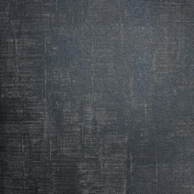 Carta da parati effetto cemento colore nero-tortora