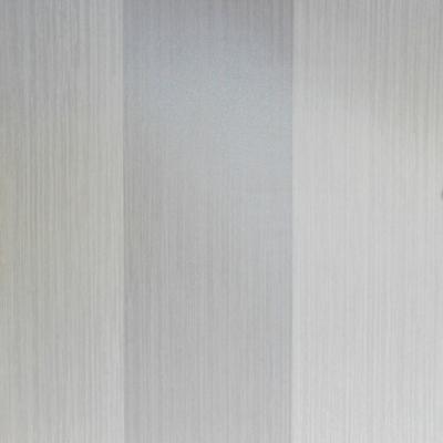 Carta da parati a righe colore grigio