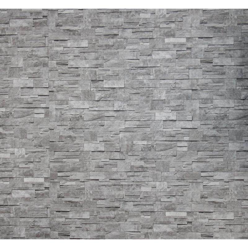 carta da parati pietra colore grigio