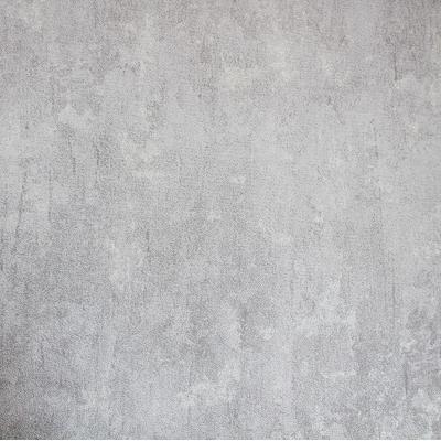 Carta da parati reale effetto cemento tortora