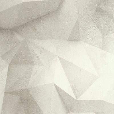 Carta da parati 3D bianco grigio tortora