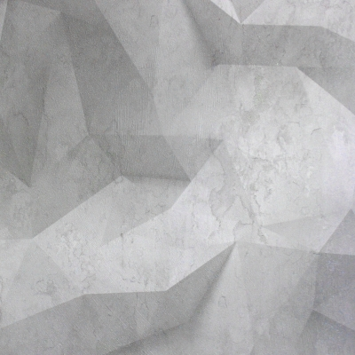 Carta da parati tridimensionale grigio