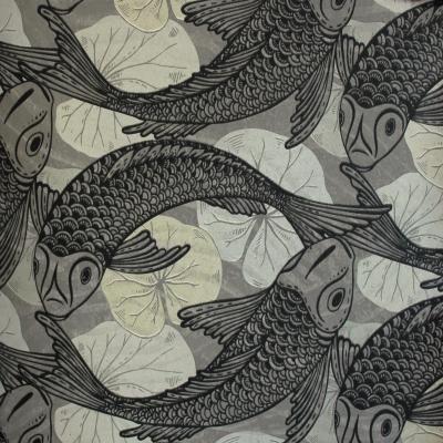 Carta da parati pesci